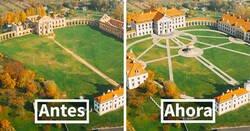 Enlace a Este es el aspecto de 7 palacios del mundo en su plenitud antes de caer en ruinas