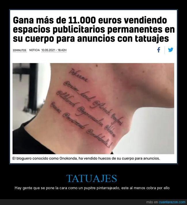 publicidad,tattoo,vender,wtf
