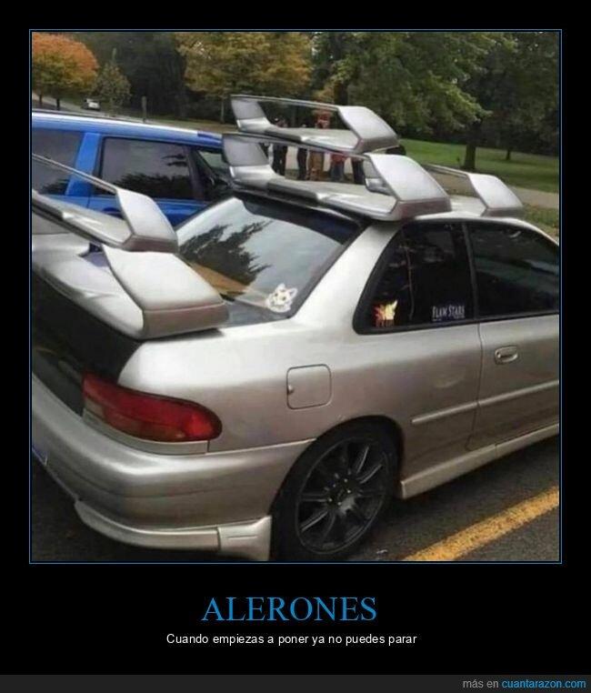 alerones,coche,wtf