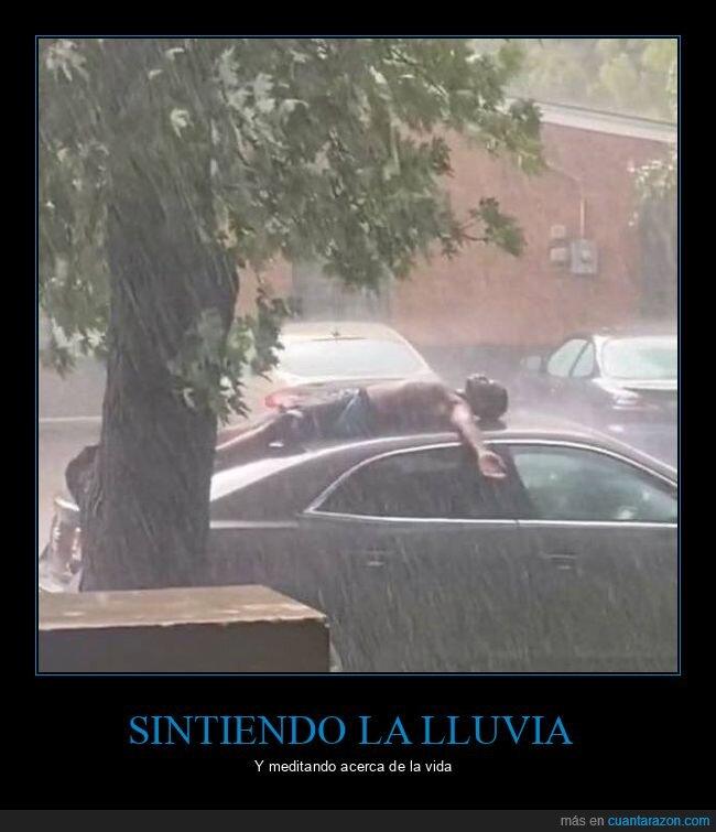 coche,lluvia,wtf