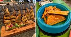 Enlace a Restaurantes que sirven la comida en extraños recipientes y de formas ridículas