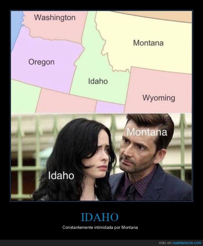 idaho,jessica jones,montana