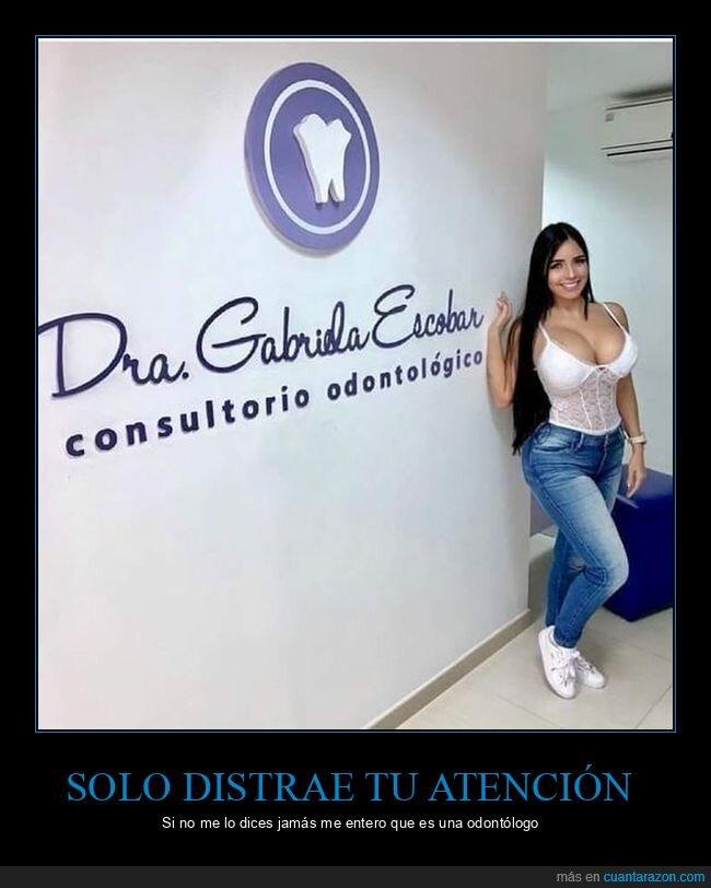 anuncio,clínica odontológica