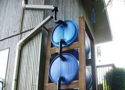 Enlace a Espectacular sistema de almacenamiento para el agua de lluvia
