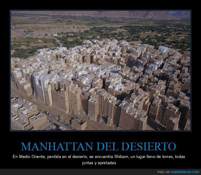 desierto,manhattan,shiban