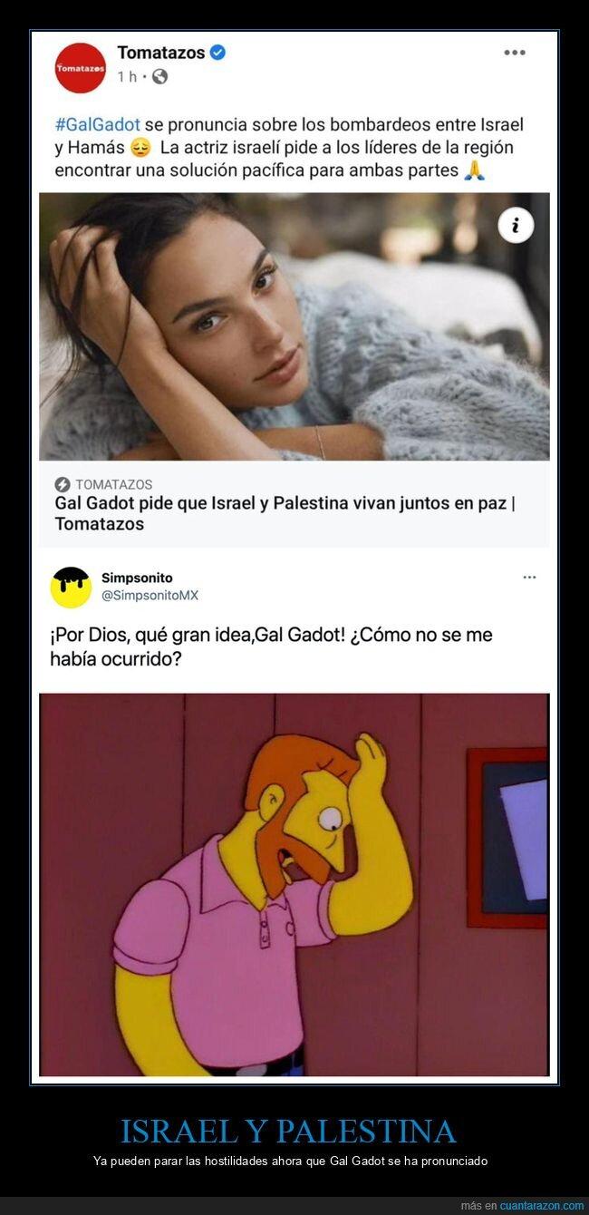 gal gadot,israel,palestina
