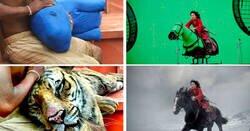 Enlace a Imágenes sorprendentes que te muestran el trabajo detrás de los efectos especiales