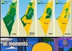 Enlace a Israel VS Palestina