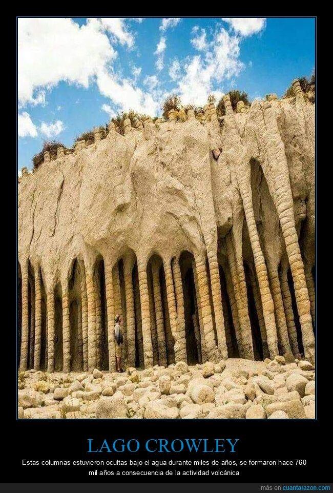 columnas,curiosidades,lago crowley
