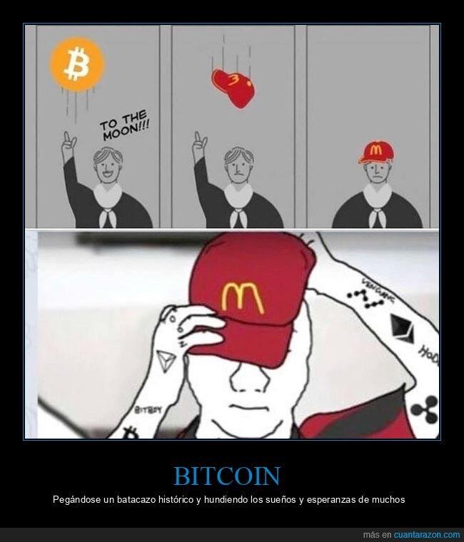 bitcoin,desplome,mcdonald's