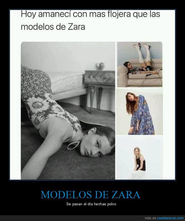 modelos,zara