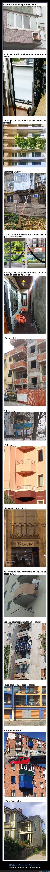 balcones,fails