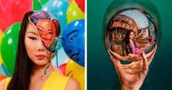 Enlace a Artista de bodypaint crea asombrosas ilusiones ópticas en su cuerpo sin ningún truco digital