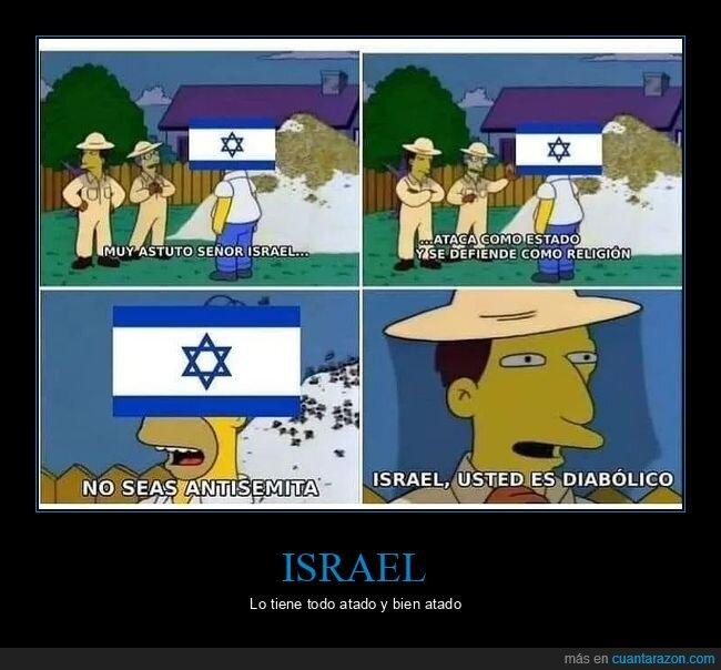 israel,simpsons