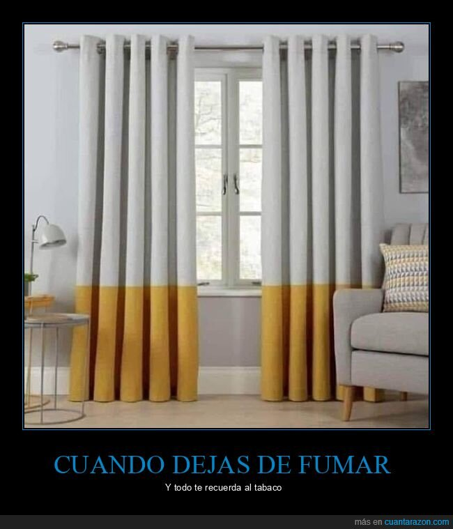cigarros,cortinas,parecidos