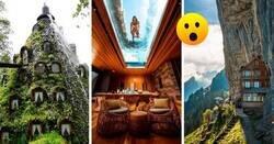 Enlace a  Los hoteles más impresionantes del mundo en los que preferirías estar ahora mismo