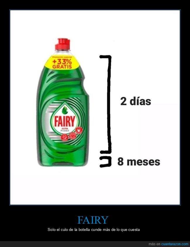 botella,duración,fairy