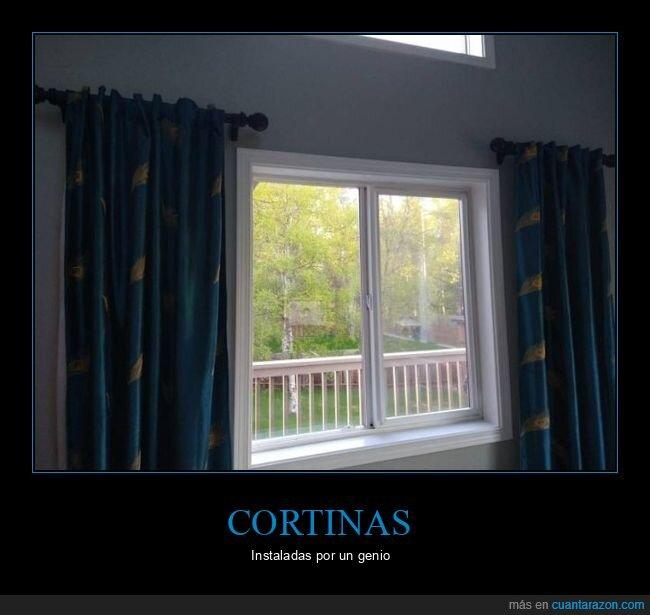 cortinas,fails