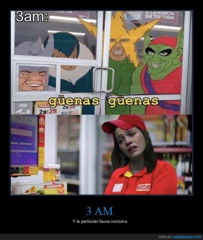 3am,tienda