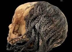 Enlace a El peinado de moda hace tres milenios