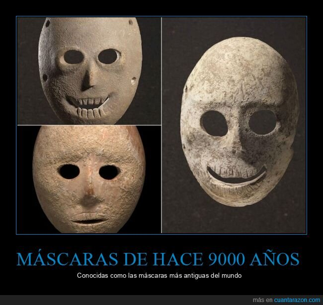 antiguas,curiosidades,máscaras