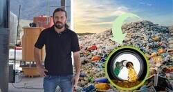 Enlace a Gasolina que proviene del reciclaje