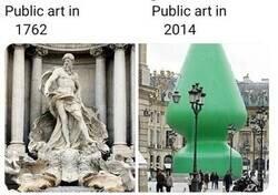 Enlace a La evolución del arte