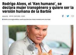Enlace a De Ken a Barbie