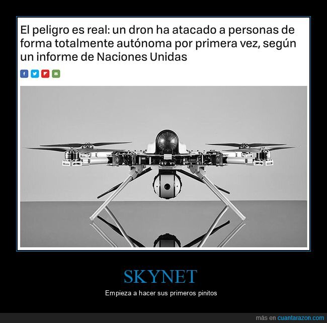 atacar,autónomos,dron