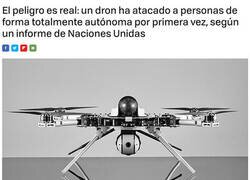 Enlace a Drones asesinos