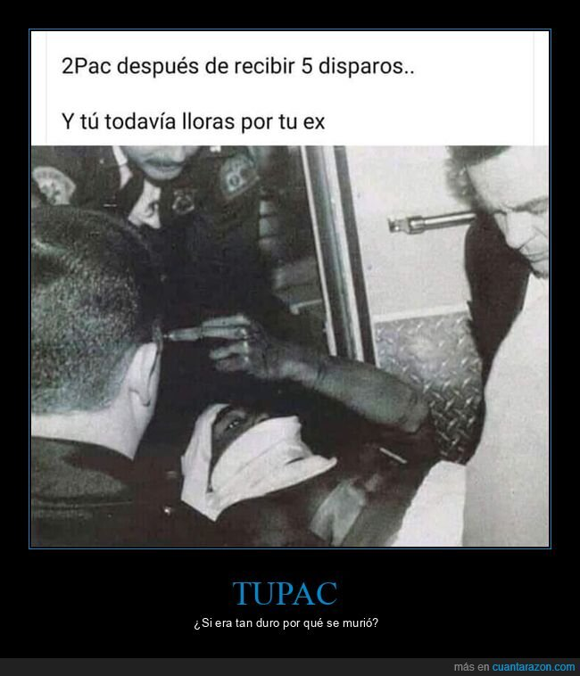disparos,ex,llorar,tupac