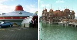 Enlace a Edificios interesantes que se perdieron al cambiar el mundo, publicados en «Arquitectura perdida»