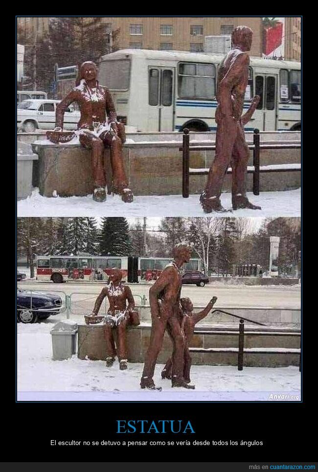 estatua,perspectiva,wtf