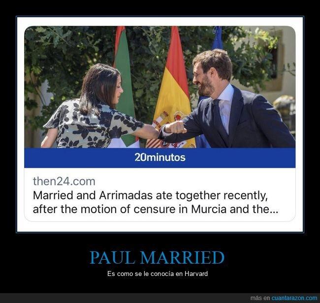 fails,pablo casado,traducción