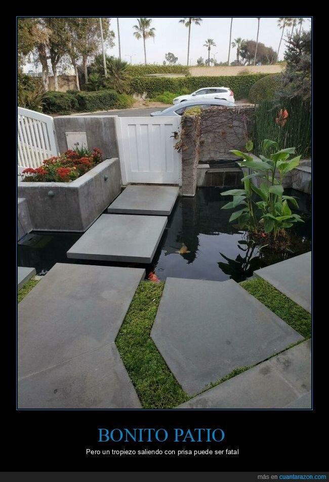 estanque,fails,patio