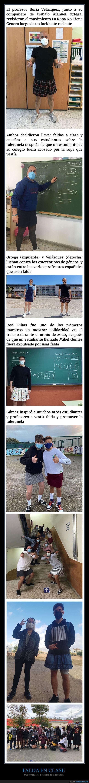 clase,falda,profesoras