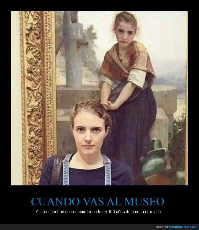 cuadro,museo,parecidos