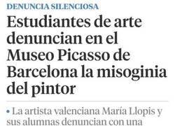 Enlace a Ahora le toca el turno a Picasso
