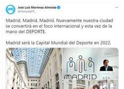 Enlace a Madrid lo ha vuelto a conseguir