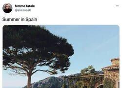 Enlace a Verano en España
