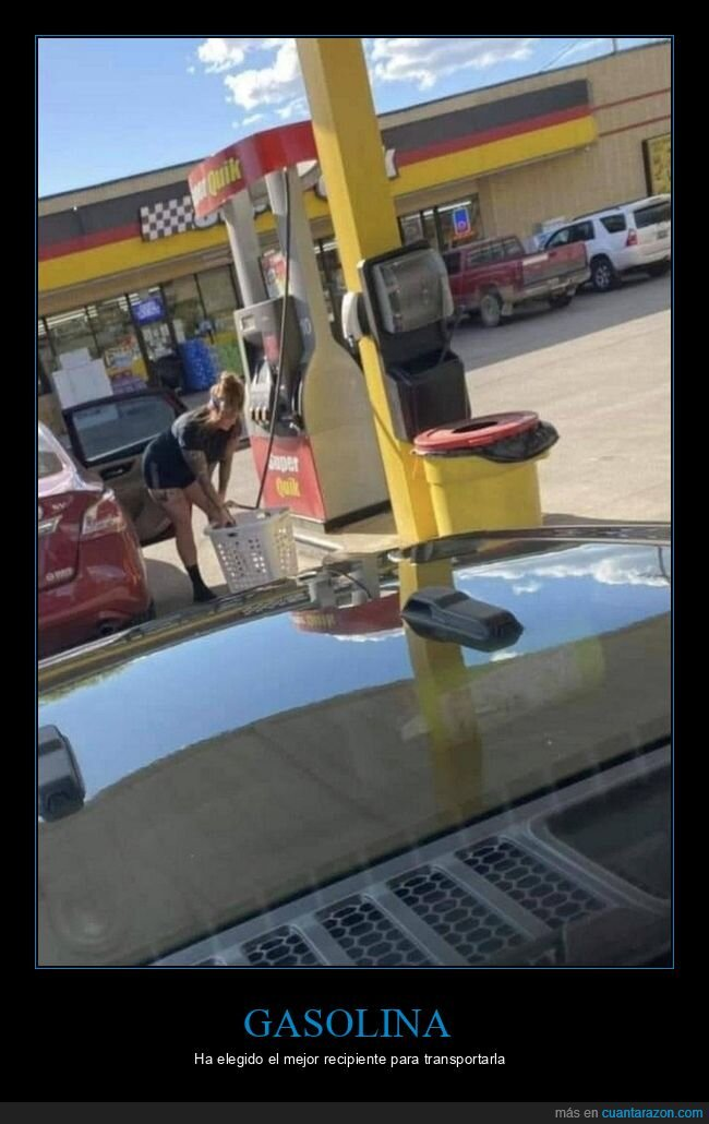 cubo,fails,gasolina,gasolinera