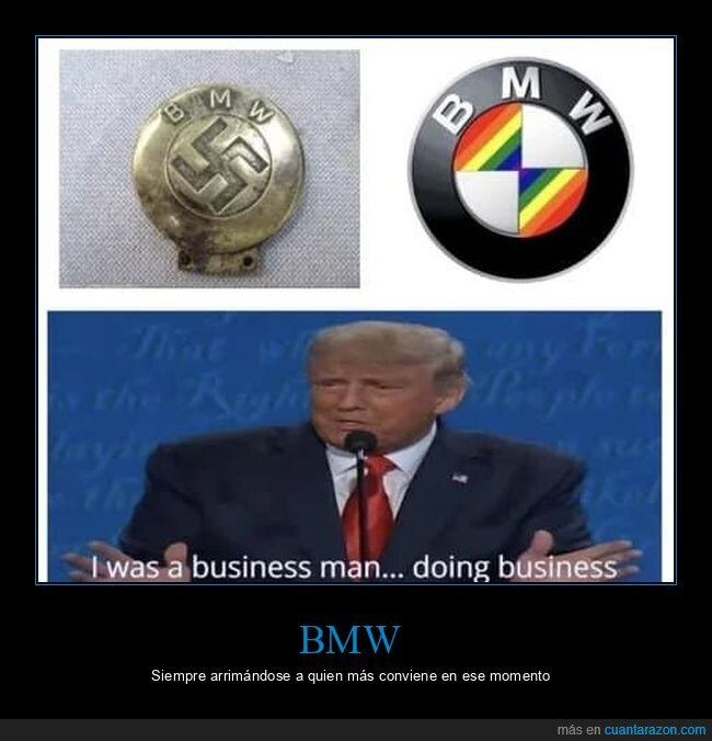 bmw,gay,nazi