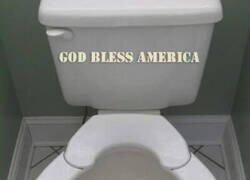 Enlace a Dios bendiga a los Estados Unidos de América