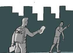 Enlace a ONG honesta