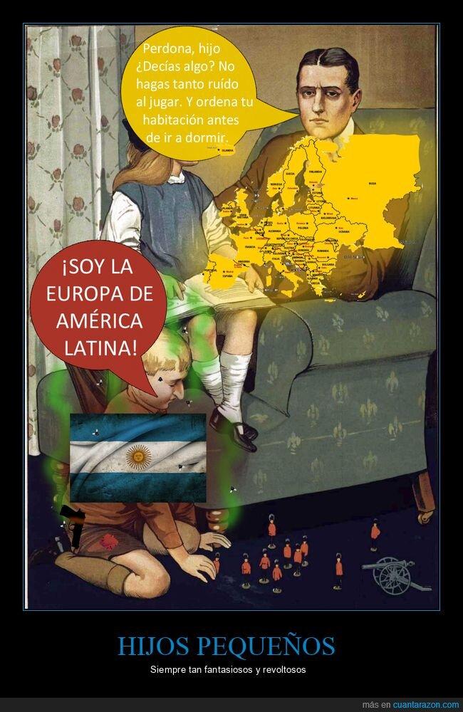 america latina,argentina,europa