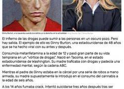 Enlace a El increíble 'antes y después' de una adicta a la heroína que ha rehecho su vida