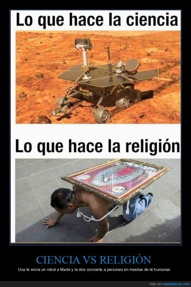 ciencia,religión