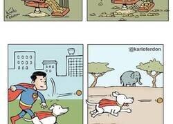 Enlace a Este dibujante muestra lo que hacen los superhéroes en su tiempo libre sin decir una palabra