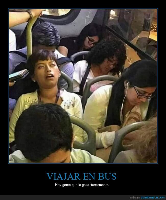 autobús,caretos