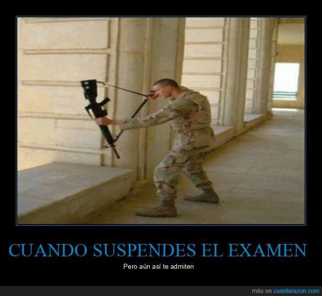 arma,soldado,suspender